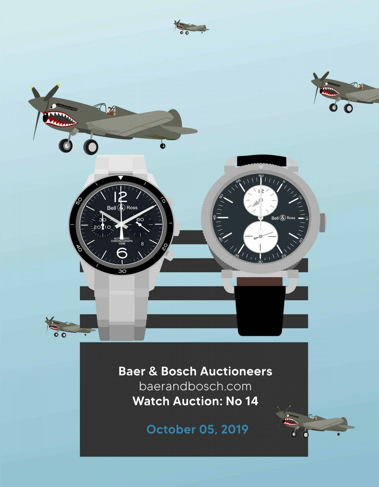 Watch Auction No:14