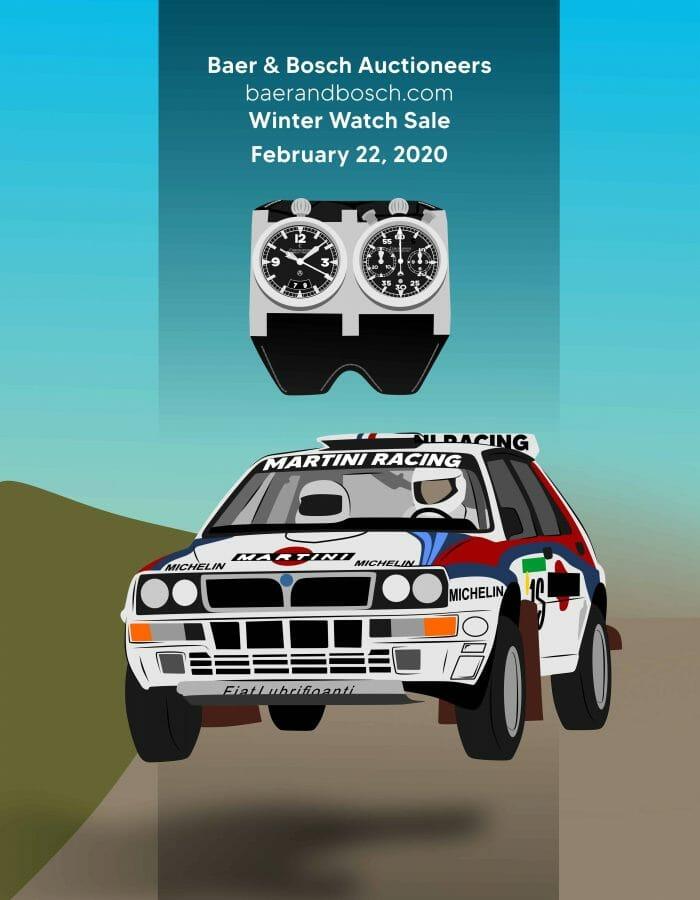 Winter Watch Sale
