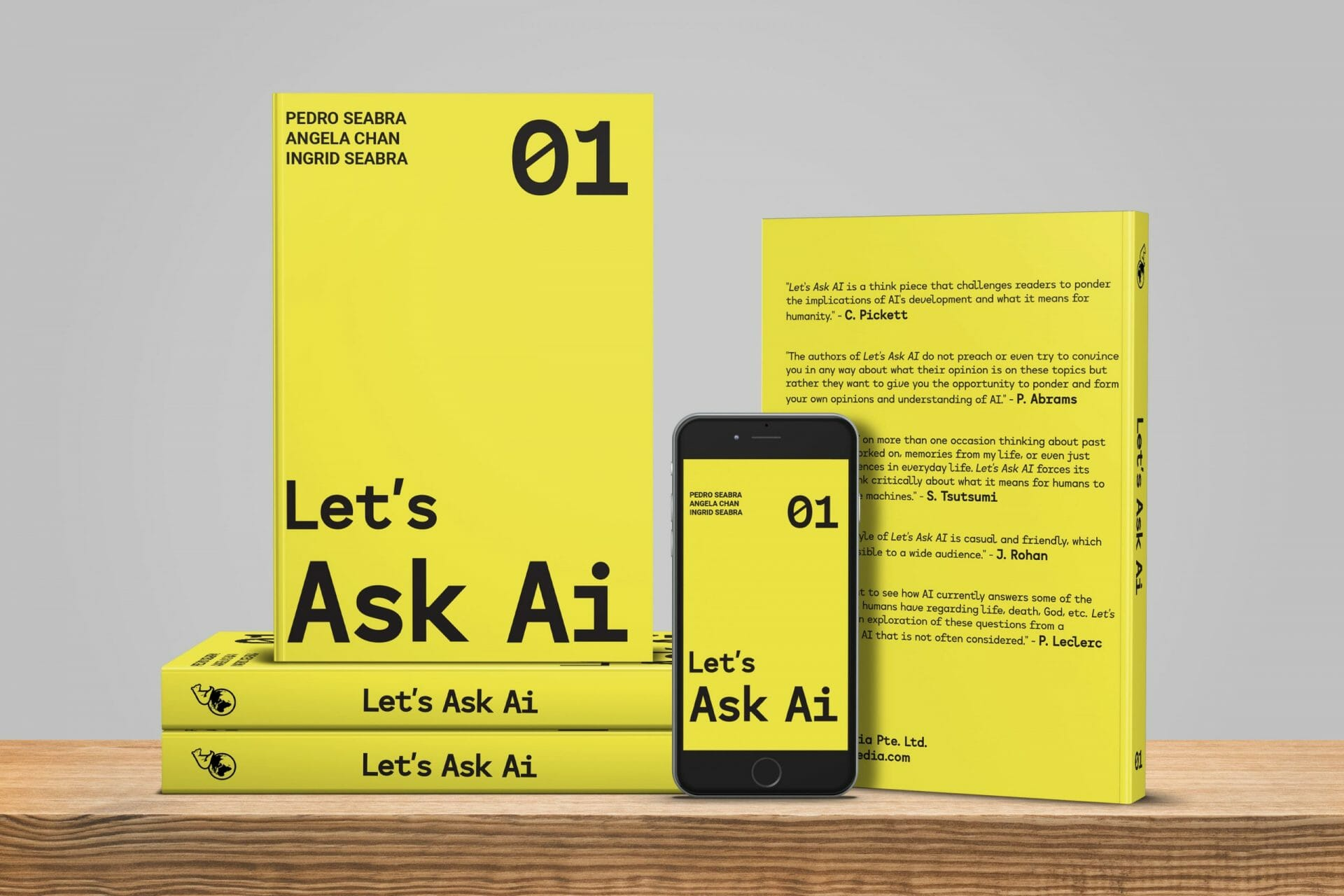 Let's Ask AI Book